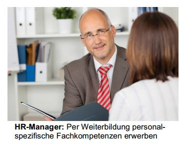 Weiterbildung Human Resource Management