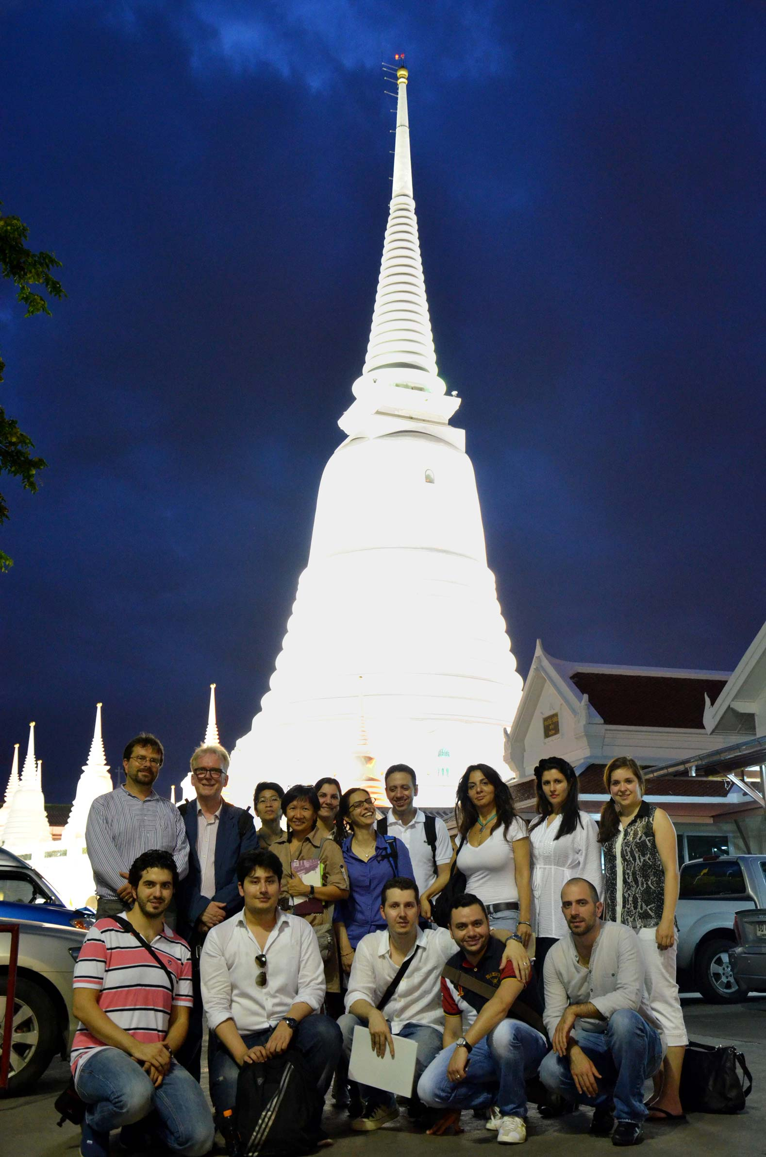 Fernstudium Master Lighting Design Bangkok