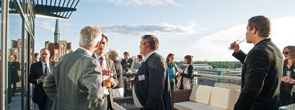 Auftaktevent des WINGS Business Clubs im Radisson Blu Rostock