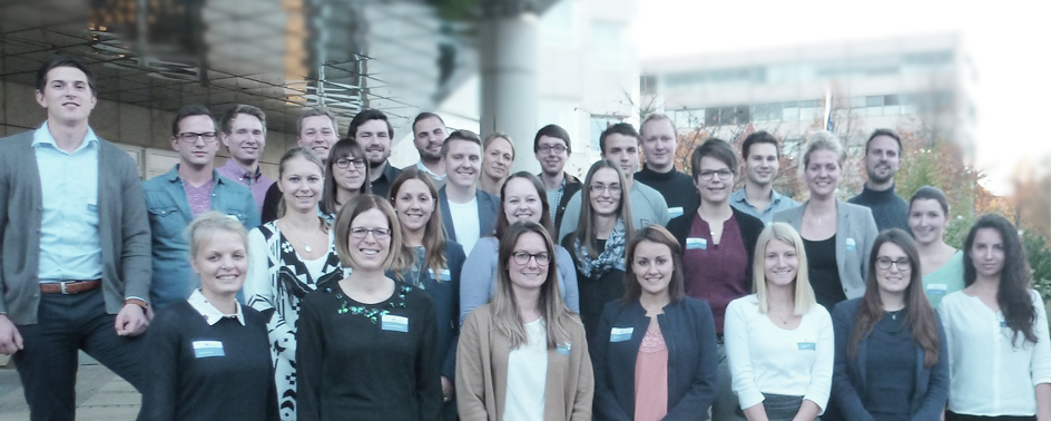 Studiengruppe Master Sales and Marketing Frankfurt 2016