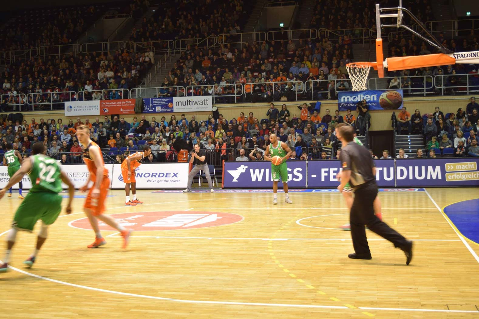 WINGS-Fernstudium Partner der 2. Basketball-Bundesliga