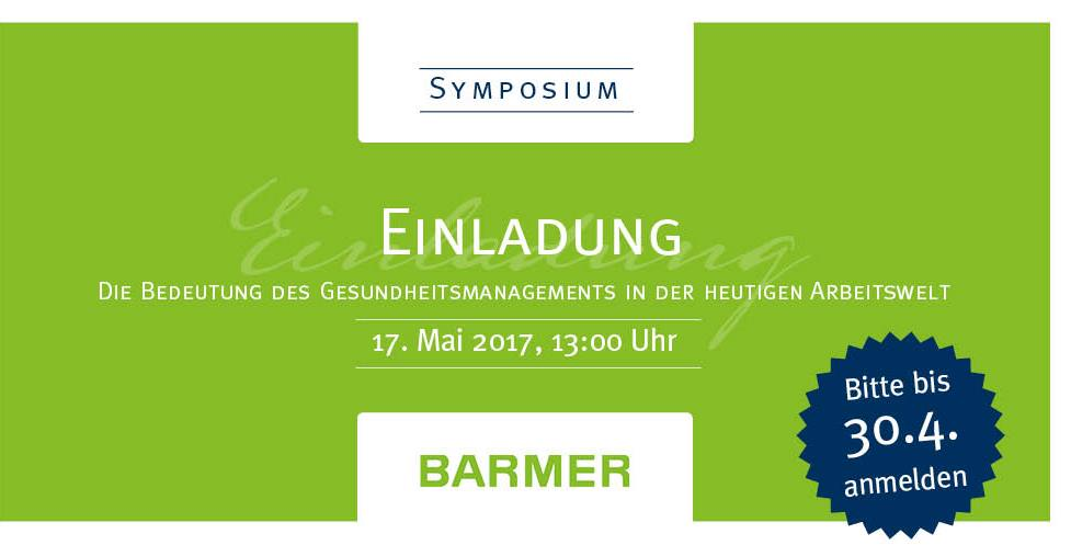 Gesundheitsmanagement Symposium 2017 | WINGS-Fernstudium